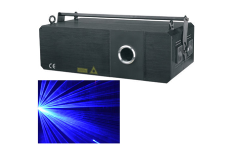 KL-055 1-2W Blue Laser Light