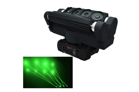KL-056 Green Moving Head Spider Laser light