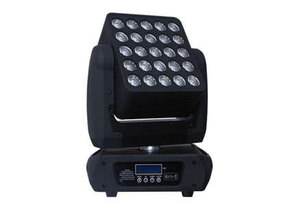 KL-010 10W*25 LED Matrix Light