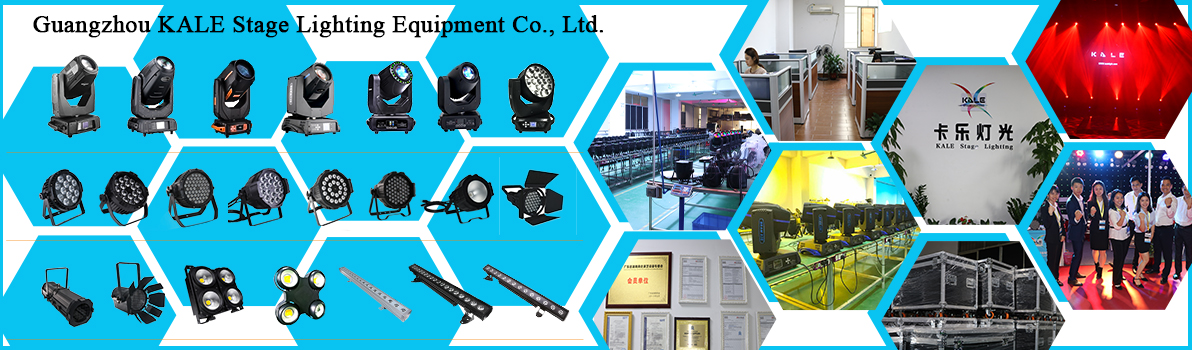 Guangzhou KALE Stage Lighting Equipment Co.,Ltd.