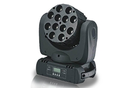 12pcs*10W 4in1 Moving Head Beam Light