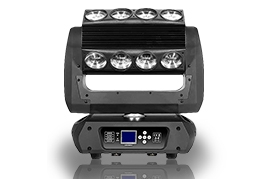 LED 16PCS 10W 4IN1 Moving Head  Light